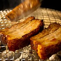 犬鳴山ポークチャーシュー煮(佃煮)