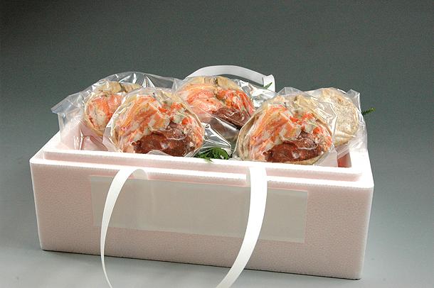 セコ蟹玉手箱