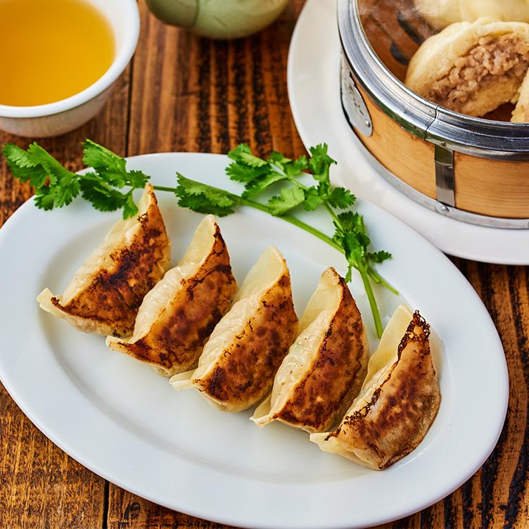 イベリコ豚餃子