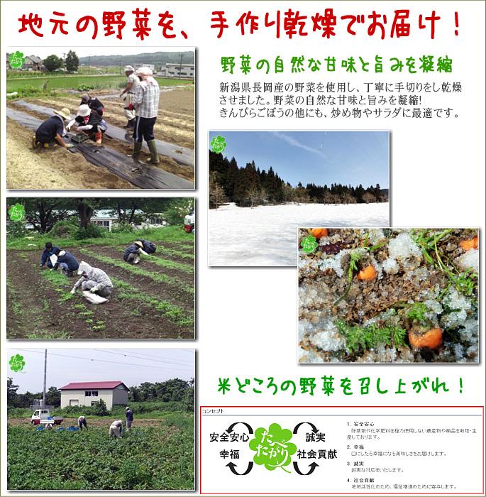 手作り乾燥野菜