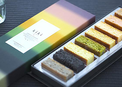 しゅんかしゅうとうkiki ガトーショコラ 8個入り