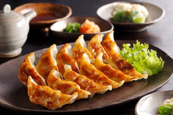 もはや日本の国民食!口にすると悶絶級の絶品餃子!