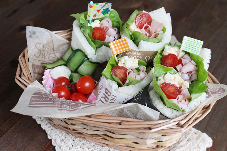 今年の母の日はたべれるお花をあげてみない?母の日に作りたいたべれるお花レシピ