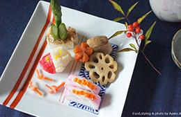 【保存版】門松から花まで!お正月のテーブルを彩る5つの飾り切り