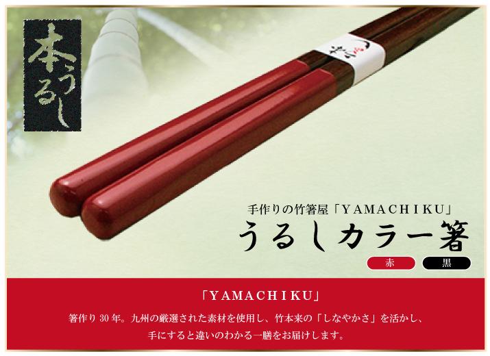 うるしカラー箸