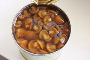 小国町森林組合なめこ缶詰