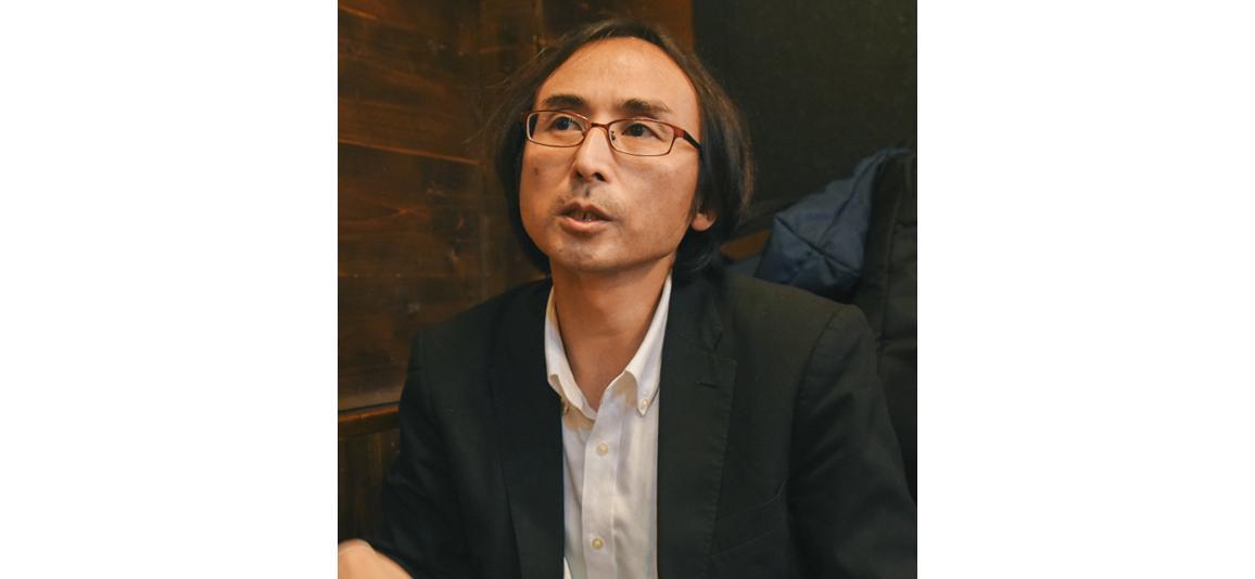 淳一郎 中川