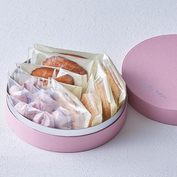 キャトーズ・ジュイエオリジナルの焼き菓子詰合せ04