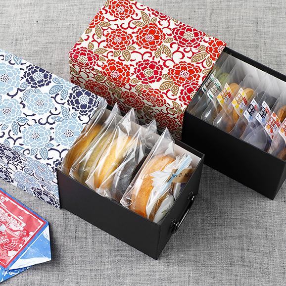 越中富山の薬箱 -菓子箱2個セット-04