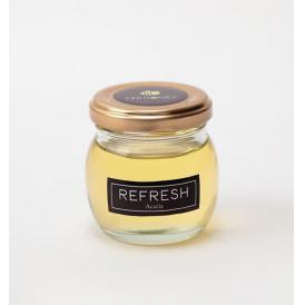 今年の新蜜!非加熱・無添加の国産ローハニー。※糖度80%以上