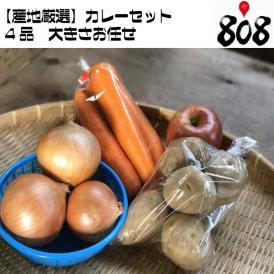 【送料別】【産地厳選】カレーセット4品(北海道沖縄別途送料加算)