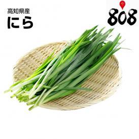【高知県産】ニラ 1パック 約100g【野菜詰め合わせセットと同梱で送料無料】【送料別】