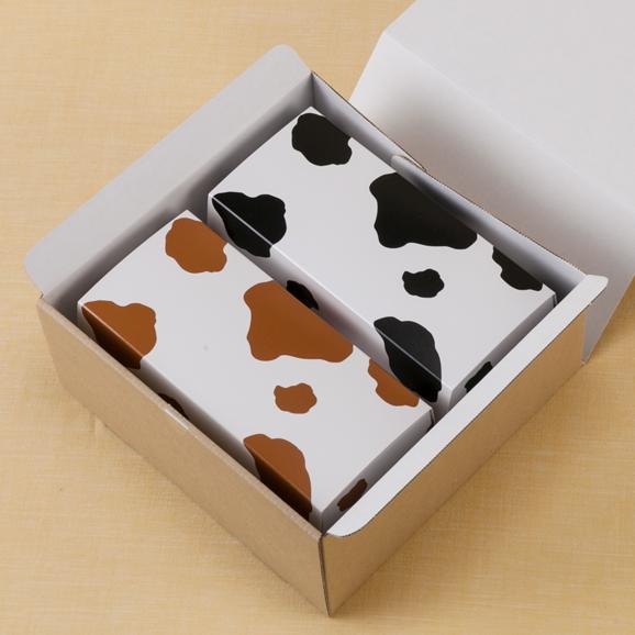 牛柄ロールケーキ 2本セット04