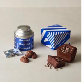 濃厚ガトーショコラとカカオニブクランチ。ショコラフィルの人気商品を期間限定で発売します。