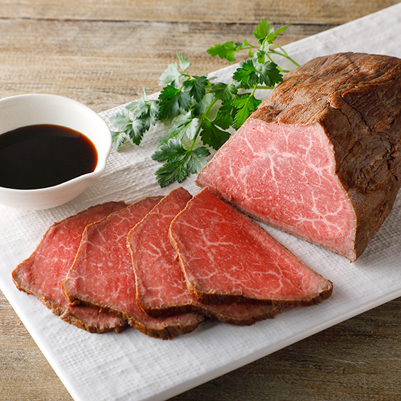 【簡易版】漢方和牛ローストビーフGORI 500g01
