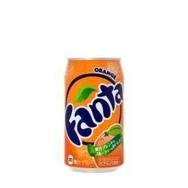 【送料無料】ファンタオレンジ350ml缶