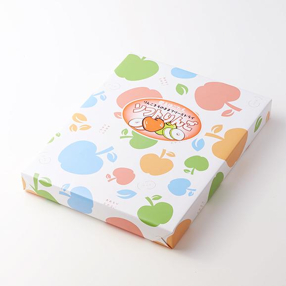ソフトりんご 箱詰 【6袋入り】03