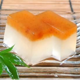 柿の本葛餅 琥珀(こはく)