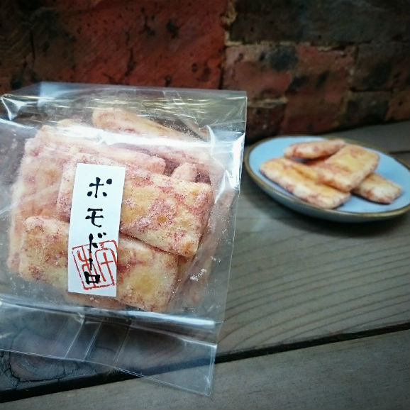 Cracker di riso ポモドーロ 【50g】01