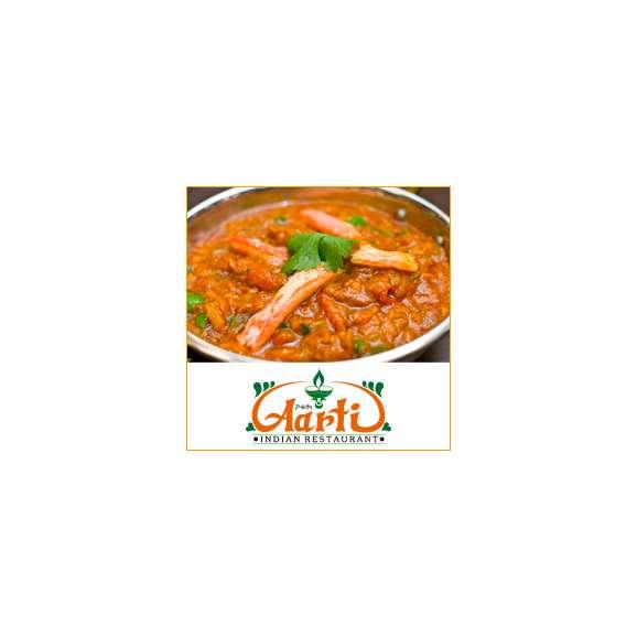 カニマサラカレー(170g) カニの旨みとスパイスの風味が一度に堪能できる!贅沢インドカレー!【カレー単品】01