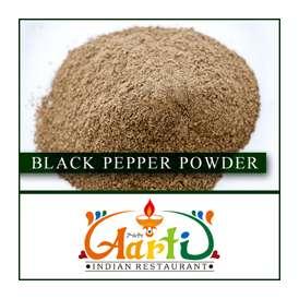 ブラックペッパーパウダー(20g)【Black Pepper Powder】【常温便】【黒胡椒】【カリーミルチ】【ブラックペッパー】【スパイス】【香辛料】【ハーブ】ゆうメール便送料無料!