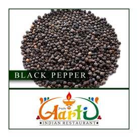 ブラックペッパーホール(20g)【Black Pepper Whole】【常温便】【黒胡椒】【カリーミルチ】【ブラックペッパー】【スパイス】【香辛料】【ハーブ】ゆうメール便送料無料!