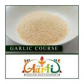 ガーリック 粗挽き(1kg)【Garlic Course】【スパイス】【香辛料】【ハーブ】