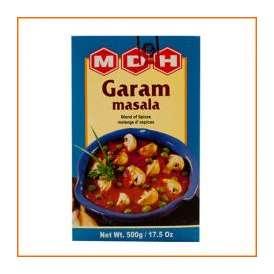 MDH ガラムマサラ(500g)【常温便】【粉末】【Garama Masala】【ミックススパイス】【パウダー】【スパイス】【香辛料】【ハーブ】