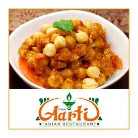 チャナカレー(250g) ひよこ豆たっぷり!ヘルシーな豆のインドカレーです!【カレー単品】