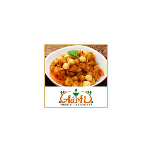 チャナカレー(250g) ひよこ豆たっぷり!ヘルシーな豆のインドカレーです!【カレー単品】01
