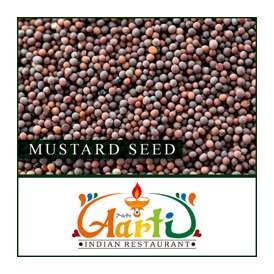 ブラウンマスタードシード(50g)【Mustard Seed】【常温便】【マスタードシード】【からし】【ライ】【サルソーン】【スパイス】【香辛料】【ハーブ】【Rai】【Sarsoon】