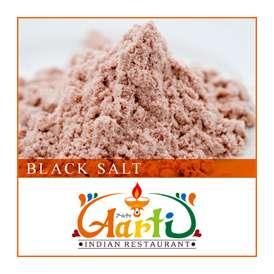 ブラックソルト(50g)【常温便】【粉末】【Black Salt】【岩塩】【Kala Namak】【カーラナマック】【スパイス】【香辛料】【ハーブ】