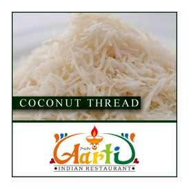ココナッツロングカット(100g)【常温便】【Coconut Long Cut】【ココナッツスレッド】【Coconut Thread】【ココナッツ】【ロングカット】【ナッツ】【ココナツ】