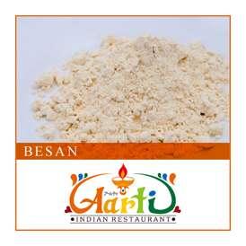 ベサン(1kg)【Shakti Bhog】【常温便】【粉末】【Besan】【ベサン粉】【パウダー】【ベーサン】【ベスン】【ベースン】【ひよこ豆粉】