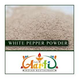 ホワイトペッパーパウダー(500g)【常温便】【粉末】【White Pepper】【ホワイトペッパー】【パウダー】【白胡椒】【胡椒】【コショウ】【ペッパー】【スパイス】【香辛料】【ハーブ】