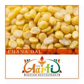 チャナダール(500g)【常温便】【豆】【Chana Dal】【ヒヨコ豆のひき割り】【ひよこ豆】
