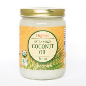 Coconati ココナッツオイル 500ml