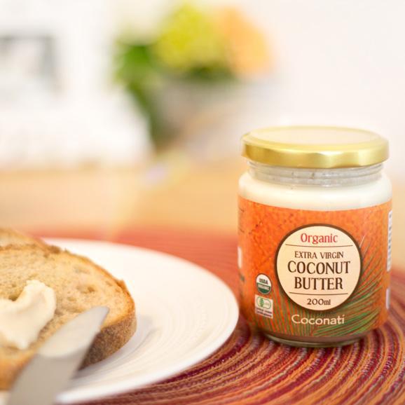 Coconati ココナッツバター 200ml02