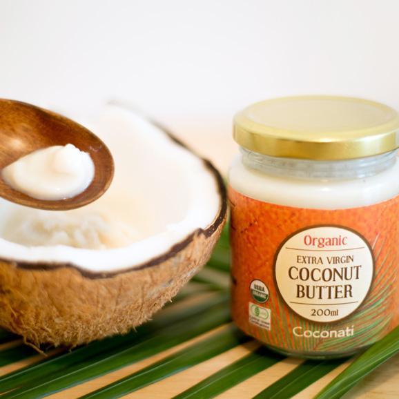 Coconati ココナッツバター 200ml03
