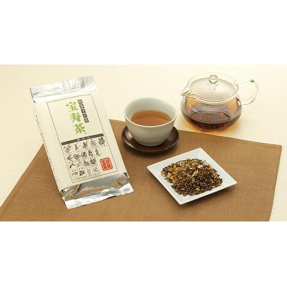宝寿茶200g04