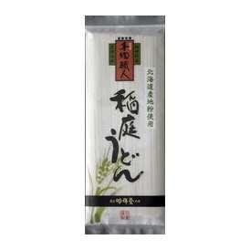 手綯職人 北海道産地粉使用 稲庭うどん  G-18J
