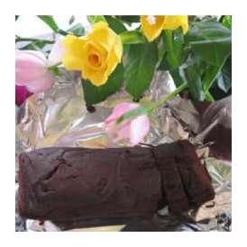 ブランデーケーキ チョコレート