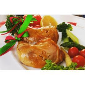 【Xmas限定】上質なフォアグラの脂でコンフィした骨付き鶏モモ肉5本セット!