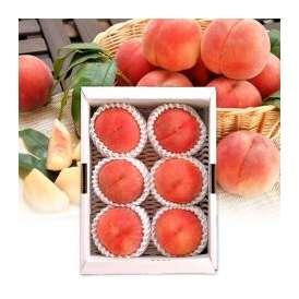 桃 もも 山形県産 秀品 約2kg 6~8玉 詰め合わせ | 8月 9月 モモ 敬老の日 フルーツ