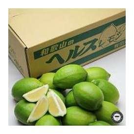 国産レモン 約5kg(56玉前後入り) 和歌山県有田川町産 減農薬ハウス栽培 送料無料