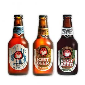 常陸野ネストビール 330ml 3本セット ひたちの クラフトビール 木内酒造