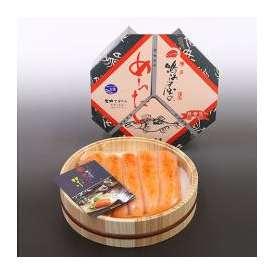 無着色 木樽入めんたい 430g 明太子(めんたいこ) 福岡県博多 鳴海屋(なるみや)
