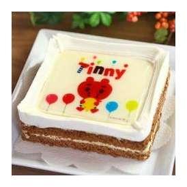 ふうせんいぬ ティニー 誕生日ケーキ 5号サイズ