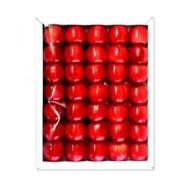 超大玉 3Lサイズ さくらんぼ 紅てまり 山形県産 秀品 約500g 手詰め 化粧箱入り 送料無料 | 特大 大粒 サクランボ