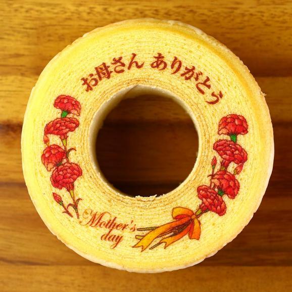 母の日 バウムクーヘン 1個入り ギフト箱02